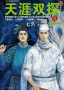 《天涯双探》 (全1-3册) 七名   epub+mobi+azw3   kindle电子书下载