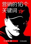 《营销的16个关键词》/叶茂中/epub+mobi+azw3/kindle电子书下载