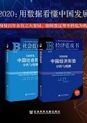 《2020:用数据看懂中国发展》 谢伏瞻等