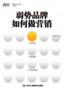 《弱势品牌如何做营销》电子书下载 李政权 (中小企业必读) epub+mobi+azw3 kindle+多看版