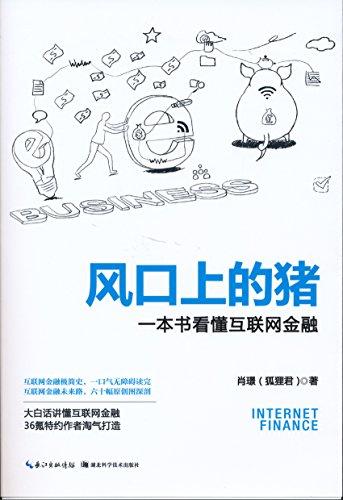 《风口上的猪》/互联网金融/肖璟/epub+mobi+azw3/kindle电子书下载