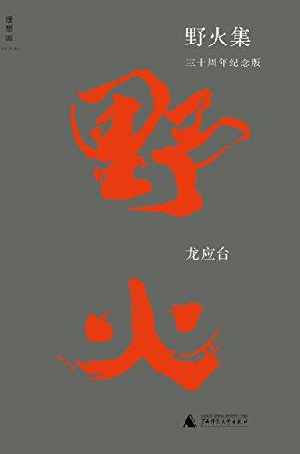 《野火集》(三十周年纪念版)龙应台/epub+mobi+azw3/kindle电子书下载