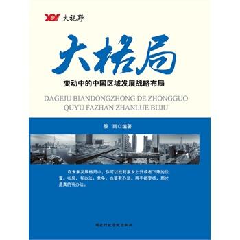 《大格局-变动中的中国区域发展战略布局》黎雨